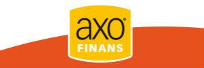 Axo Finans Låna till kontantinsats