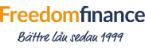 Freedom Finance låneformedlare