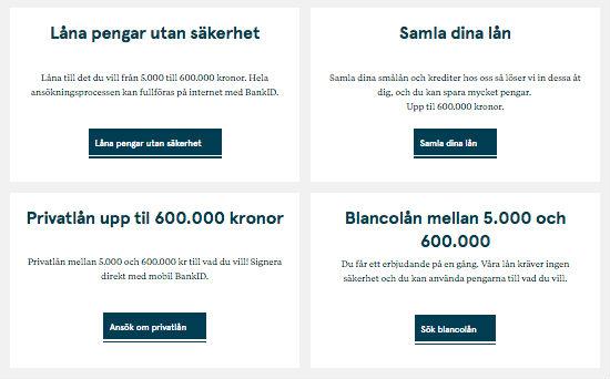 Utöka lån Bank Norwegian